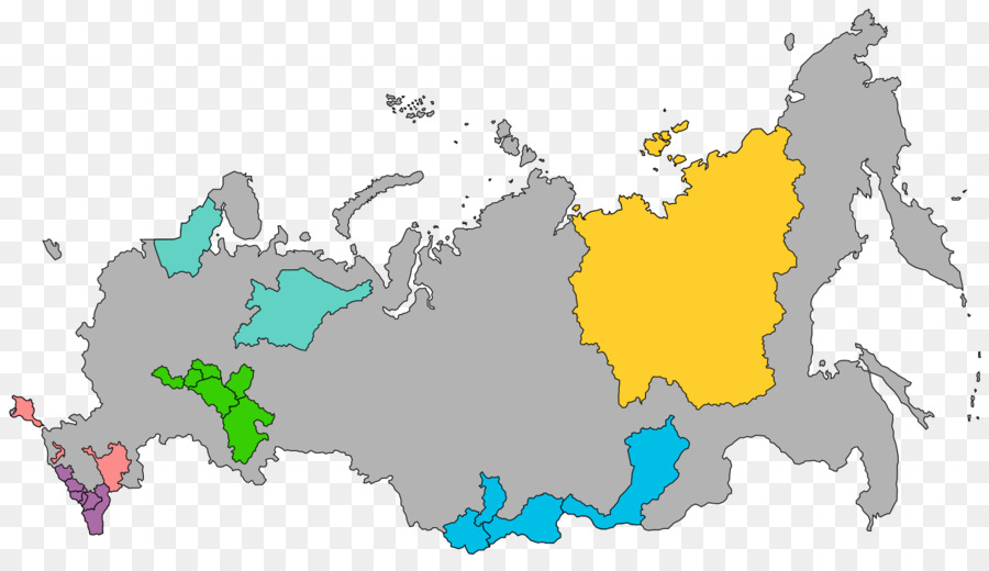 Federal districts of russia world map blank map russia formatos de federal districts of russia world map blank map russia gumiabroncs Choice Image