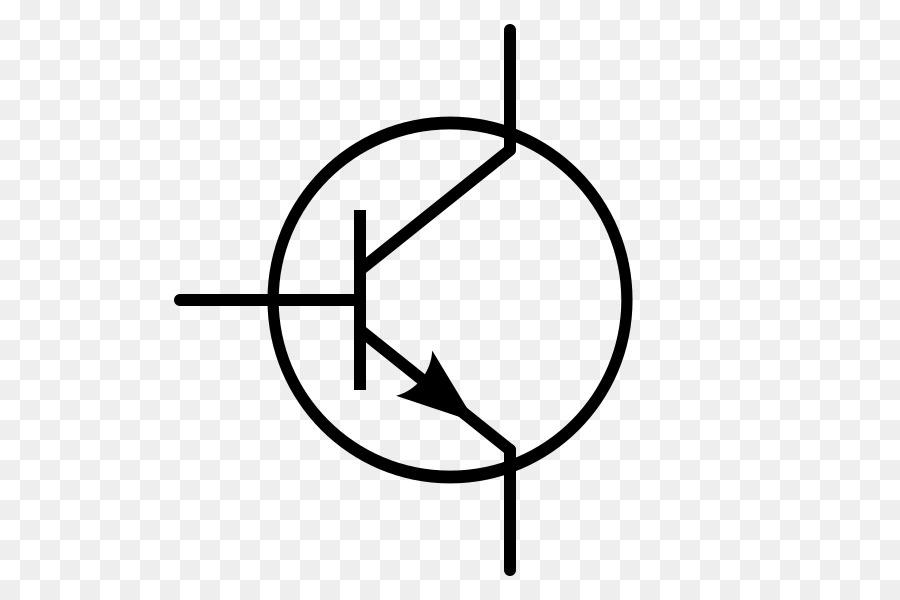 Electronic Symbol Bipolar Junction Transistor Electronic Circuit Npn