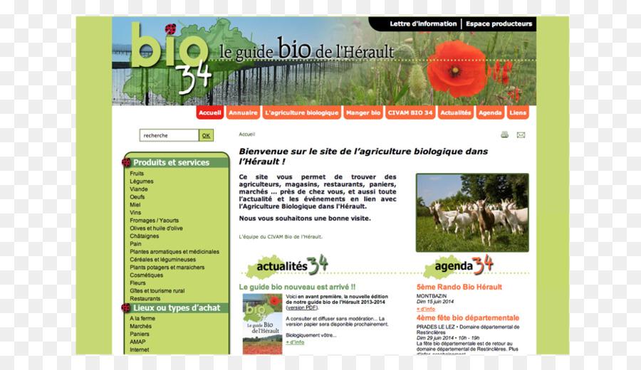 site web bio