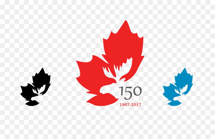 Maple Leaf 150th Anniversary Of Canada Symbol Decal Logo Symbol