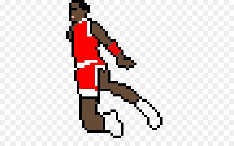 Pixel art Air Jordan Clip art - Michael Jordan png dibujo ...