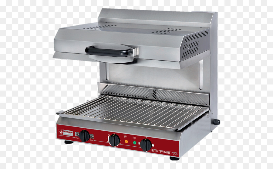 Barbecue Salamander Grilling Gas Charbroiler   Barbecue