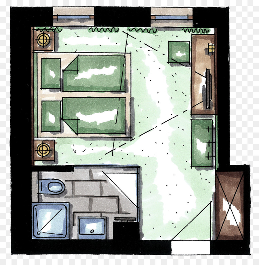 Bedroom Kitchen Bathroom Living room - kitchen png download - 986 ...