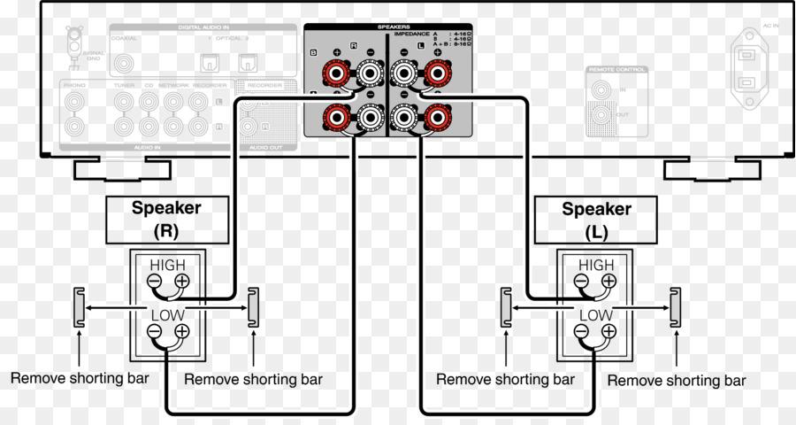 Bi Wire Diagram - Schematics Wiring Diagrams •