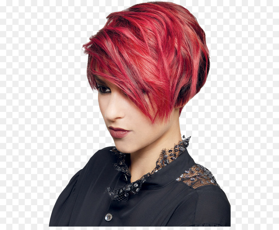 Rote Haare Haare Färben Friseur Künstliche Haar Integrationen