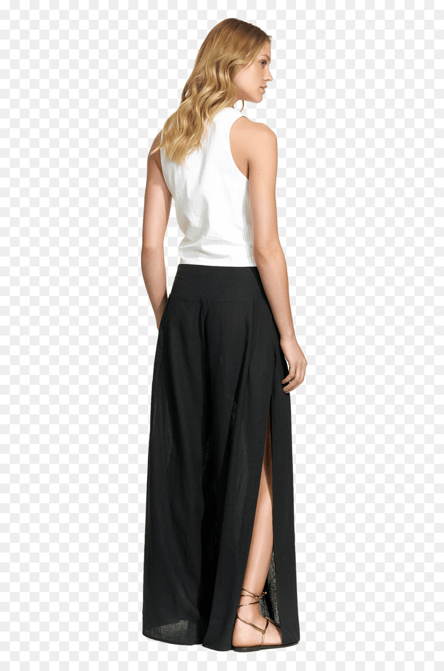 3d3f383cce8 Waist Dress Gown Skirt Pants - white blouse png download - 1314 1983 - Free  Transparent Waist png Download.