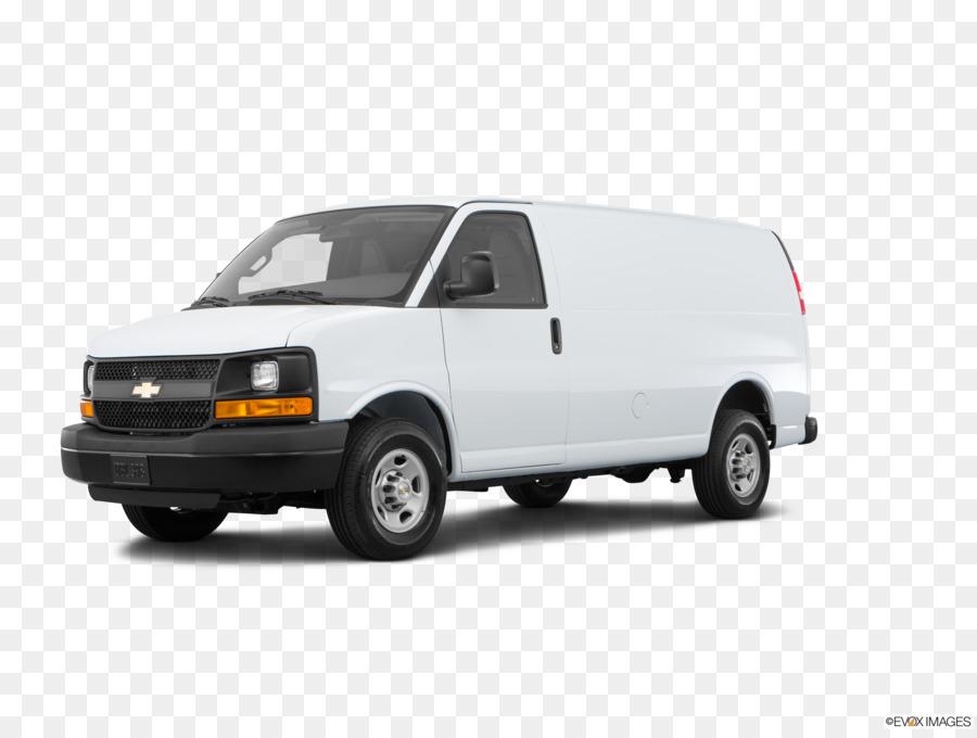 2017 Gmc Savana Cargo Van Buick Car Png 2400 1800 Free Transpa