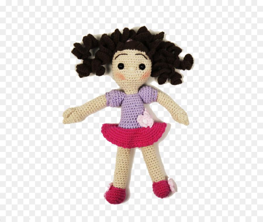 Doll Amigurumi Crochet Stuffed Animals Cuddly Toys Pattern Doll