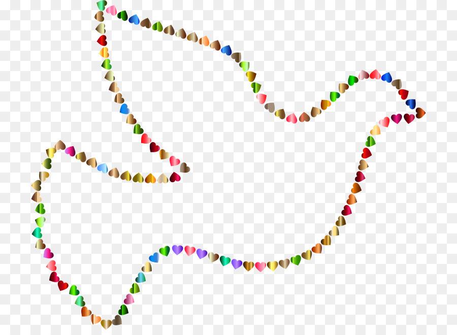 Doves As Symbols Love Letter Peace Symbol Png Download 778650