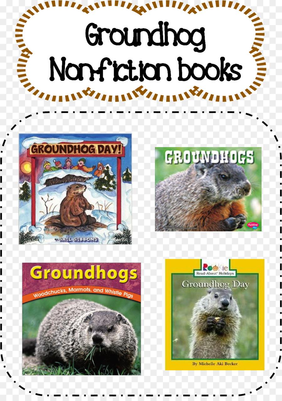 El Día De La Marmota! Fauna Flora - la fantasía libro Formatos De ...