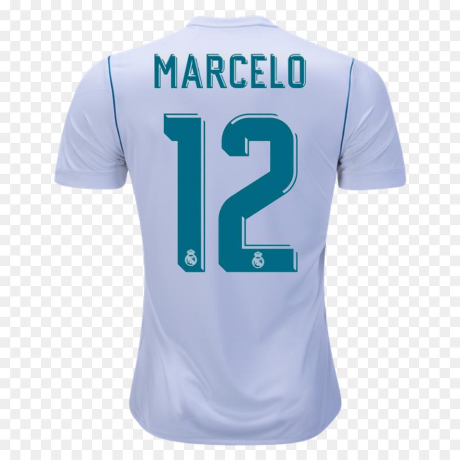 951ef86e14d Real Madrid Cf, Tshirt, 201718 Uefa Champions League, Clothing, Blue PNG