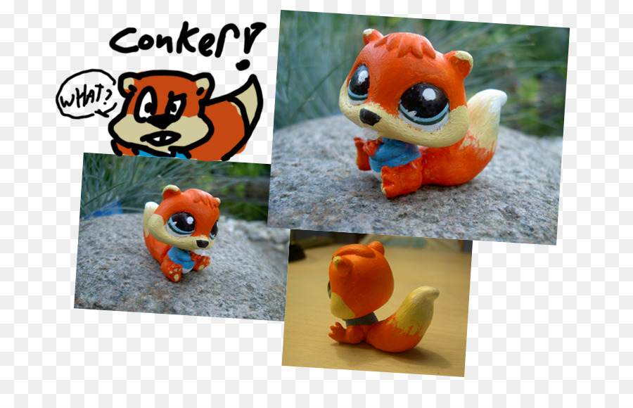 Littlest Pet Shop Conkers Plush Stuffed Animals Cuddly Toys Mike