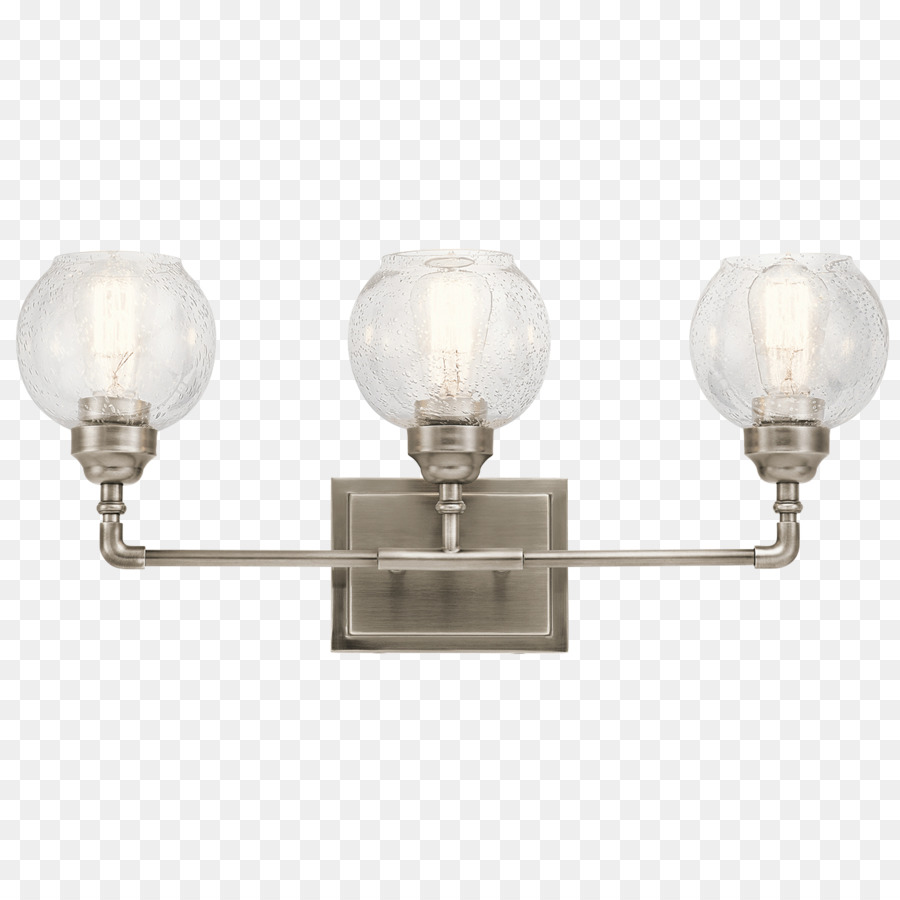 Light fixture Lighting Sconce Bathroom - light png download - 1200 ...