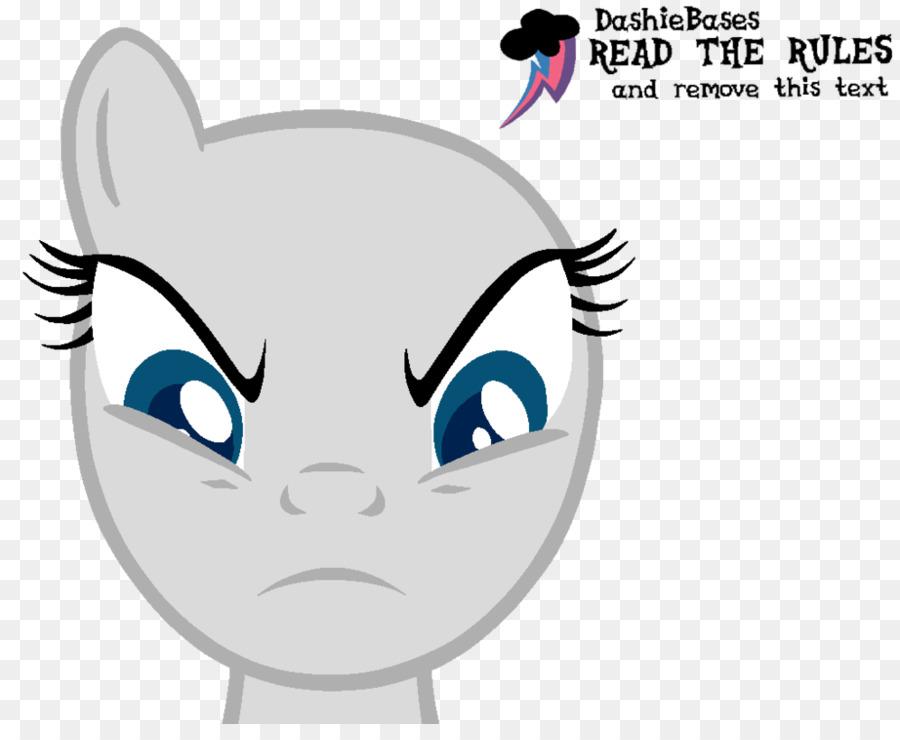 Schnurrhaare Pony Deviantart Wange Ich Sehe Mich Png Herunterladen