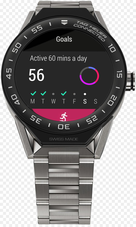 6ef6339748c TAG Heuer Ligado Modular relógio Relógio - assistir - Transparente ...