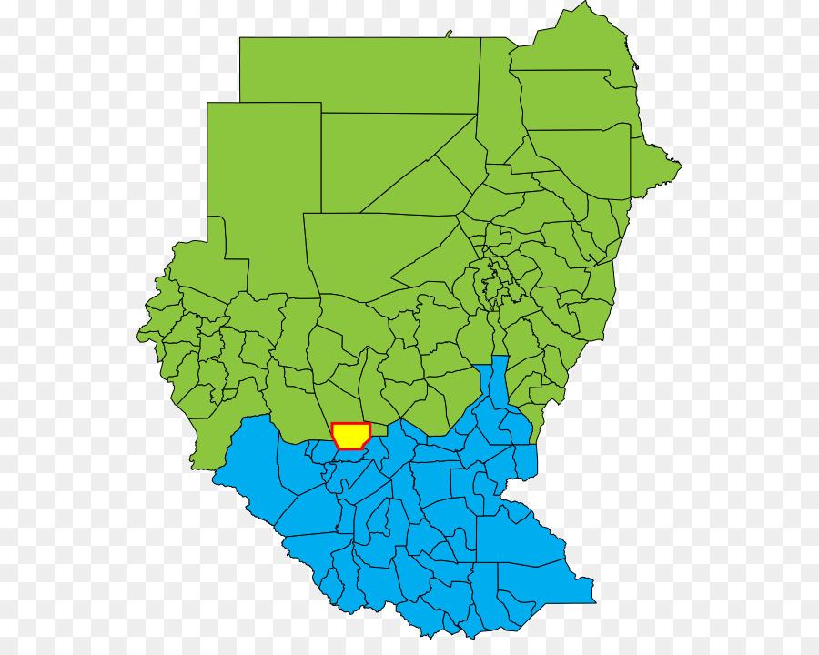 on darfur sudan map