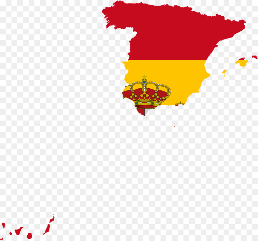 Spain Map Flag.Flag Of Spain Map Flag Png Download 1098 1024 Free Transparent