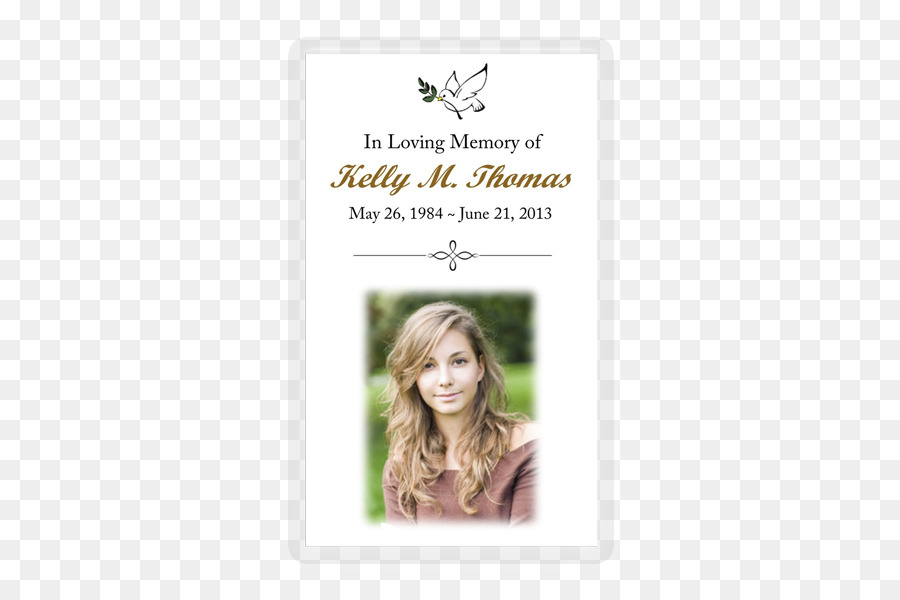 Picture Frames Printing Genealogy - in loving memory png download ...