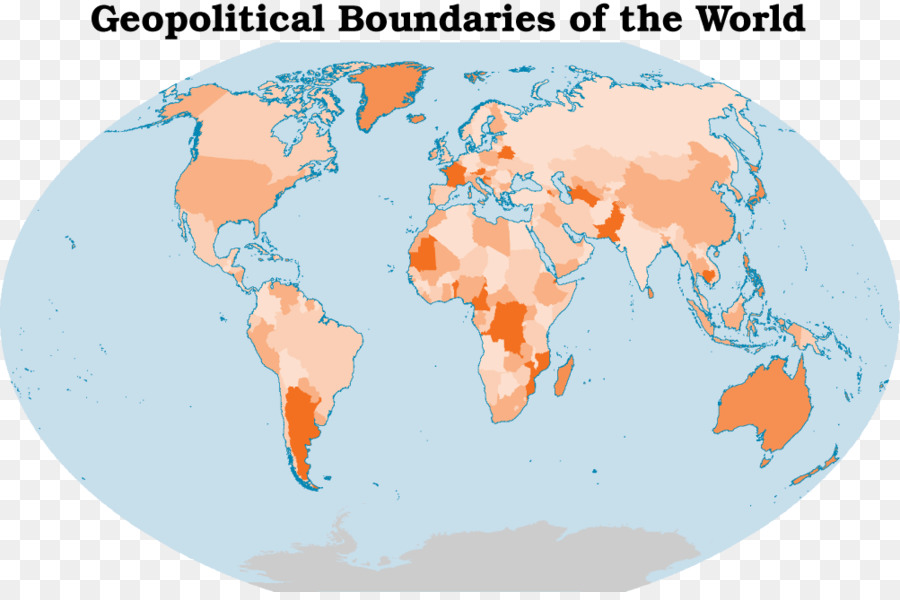 World map United States Physische Karte - world map png download ...