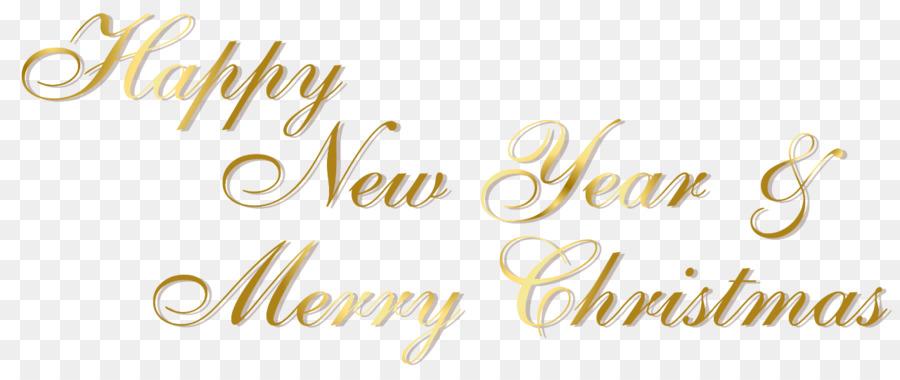 New Year \' s Day Weihnachten Gruß & Hinweis Karten, Clip art ...