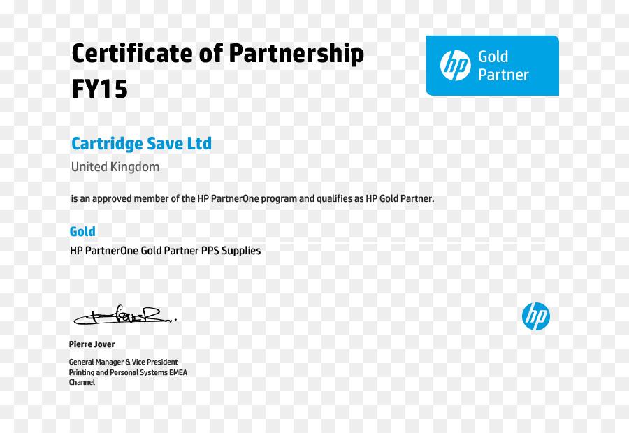 Hewlett Packard Type Approval Certification Partnership Microsoft