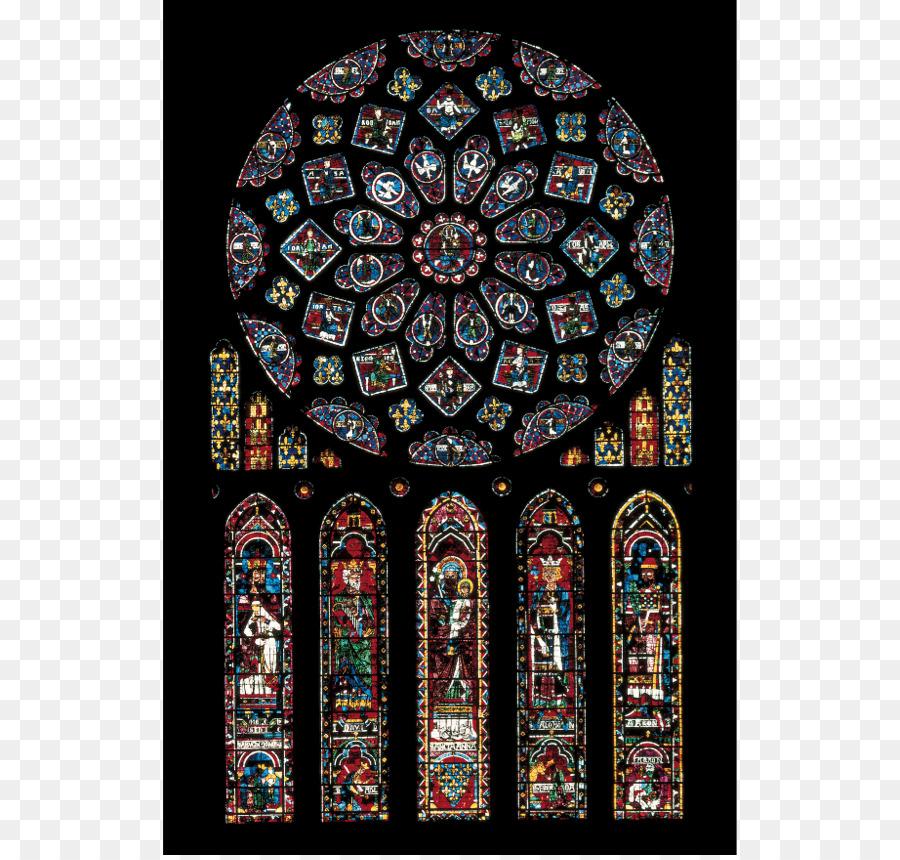 Chartres Cathedral Notre Dame De Paris Gothic Architecture Rose Window