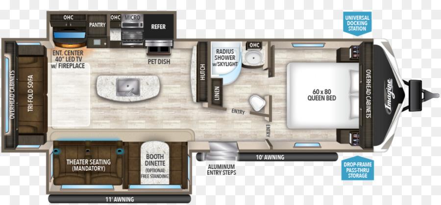 Campervans Caravan Grand Design Recreational Vehicles Floor Plan Interior Services