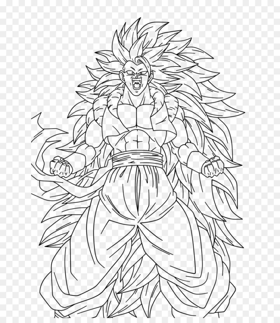 Goku Bio Broly Dragon Ball Drawing Super Saiyan