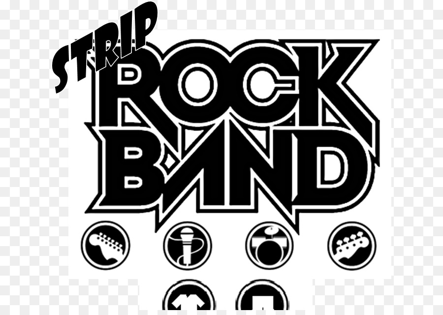 Rock Band Wii Playstation 2 Video Game Musical Ensemble