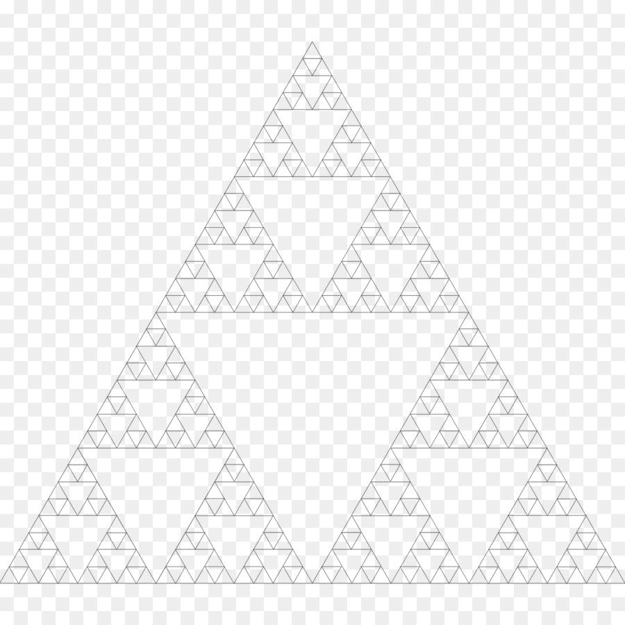 Triángulo Sampler Patrón De Bordado - triángulo png dibujo ...