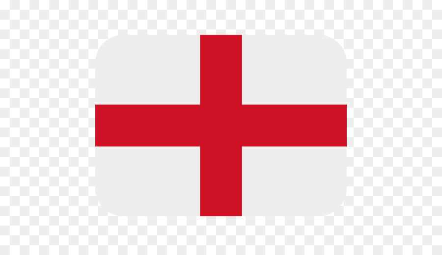 England National Football Team 2018 World Cup Emoji Flag England