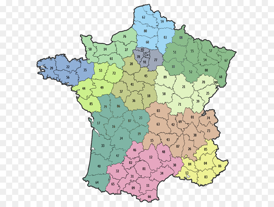 Map Of Regions Of France.Cartoon Border Png Download 679 679 Free Transparent Map Png