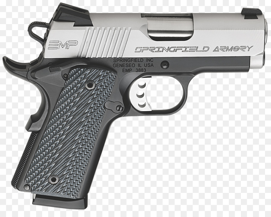 Springfield Armory EMP Pistola .40 S&W M1911 pistola - Pistola png ...