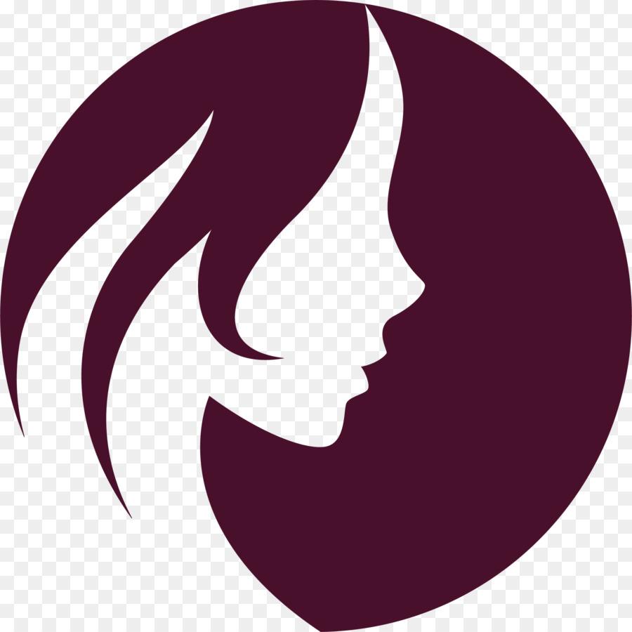 Cut Above Hair Studio Skin Care Purple png download - 2442*2441