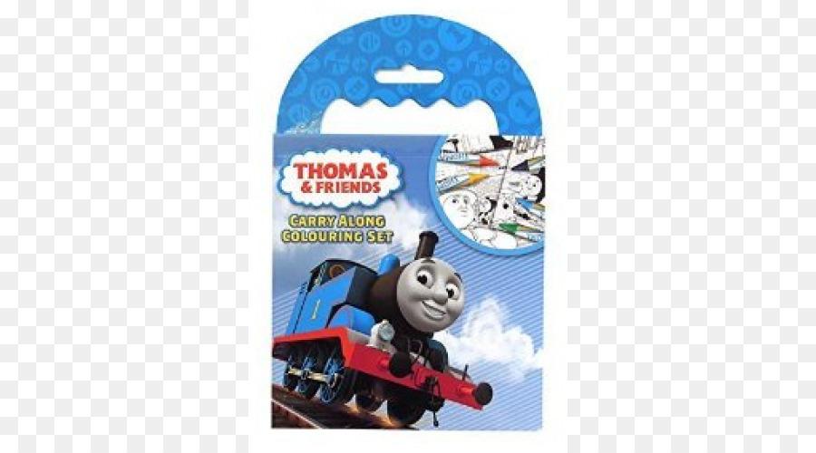 Thomas libro para Colorear con Crayones de Tren - libro png dibujo ...