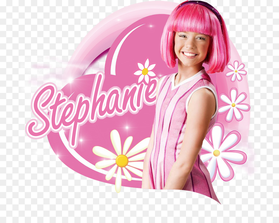 lazy town lang chloe New stephanie