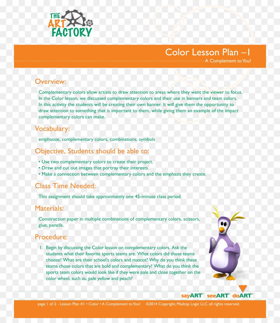lesson plan teacher creativity art garden plan png download 810