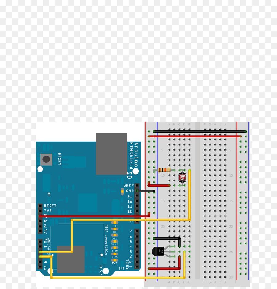 ESP8266 Arduino NodeMCU Wiring diagram Electronics - Engineering tools