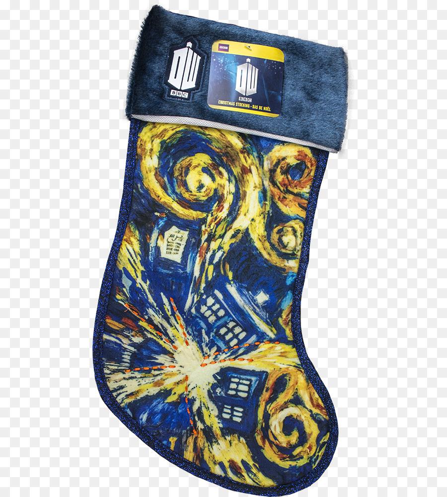 doctor tardis christmas stockings the starry night doctor