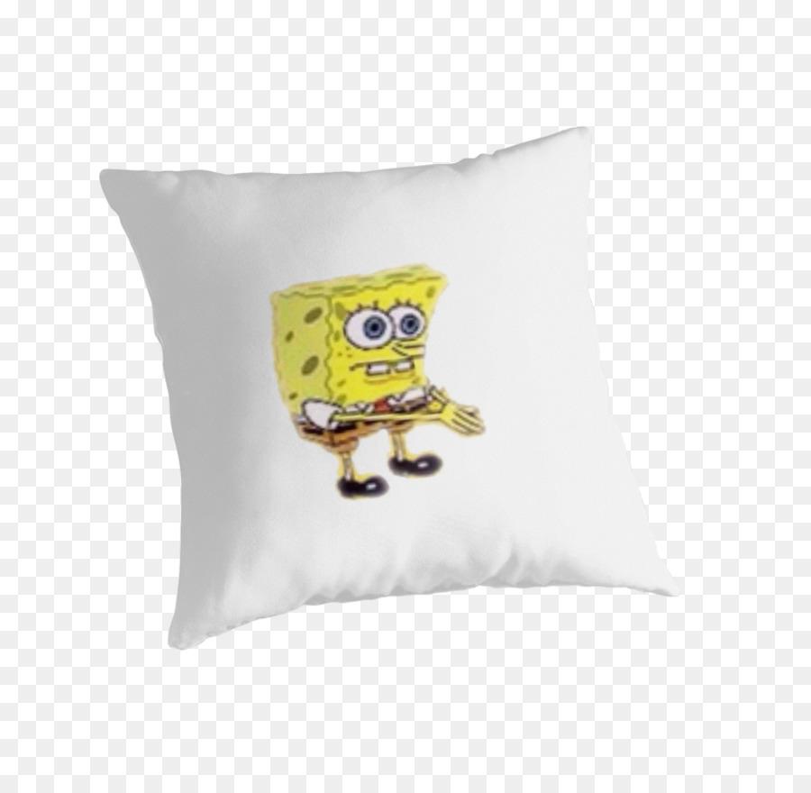 throw pillows cushion text book spongebob squarepants underpants