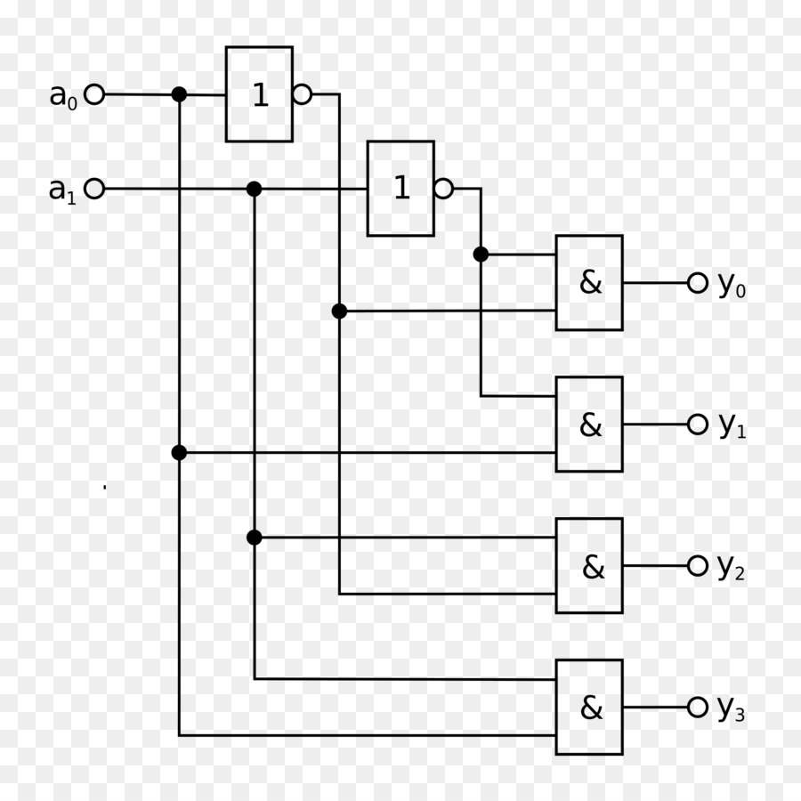 logic probe circuit diagram