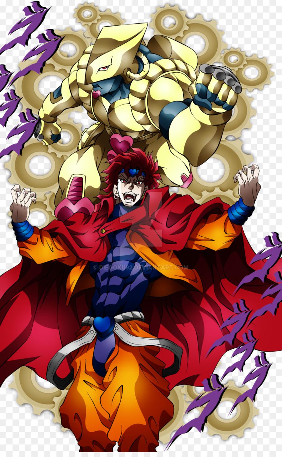 Dio Brando Jotaro Kujo JoJo\'s Bizarre Adventure: Over Heaven - manga ...