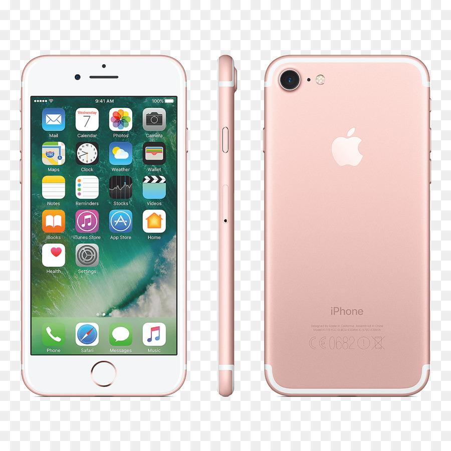 Apple Iphone 7 Plus 6s 128 Gb Gold