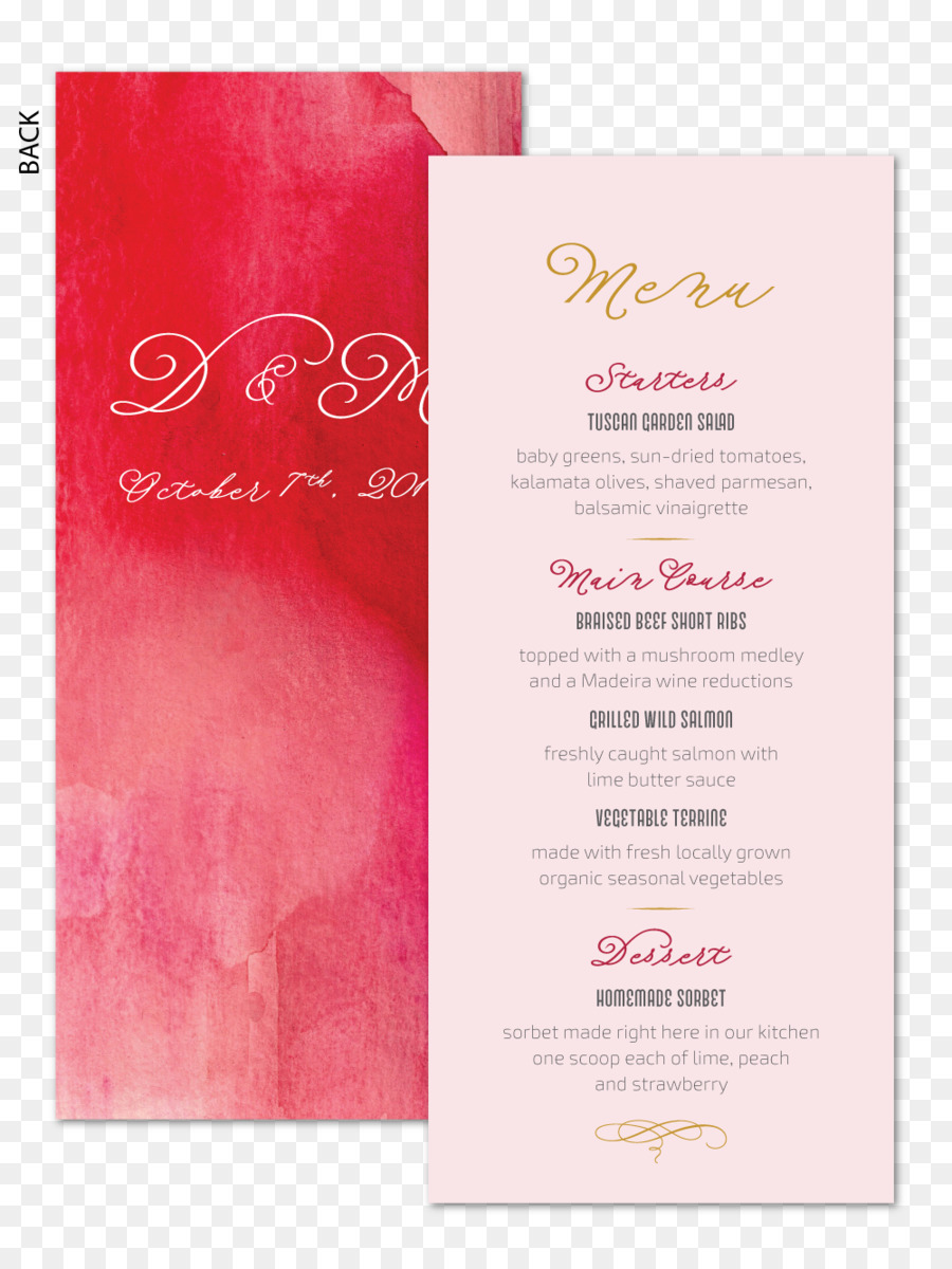 Wedding invitation Paper RSVP Wedding reception - wedding png ...