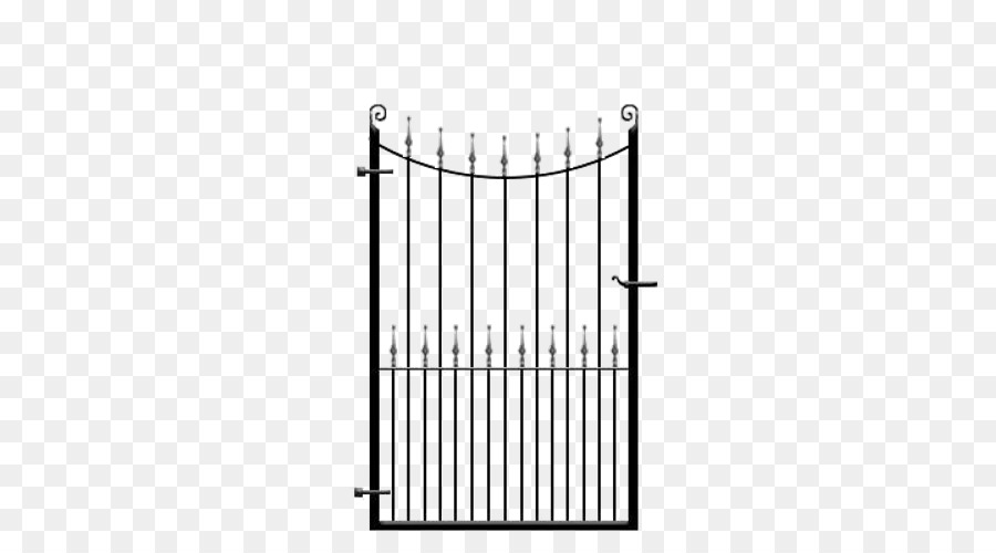 Superieur Gate Fence Wrought Iron Garden Metal   Gate