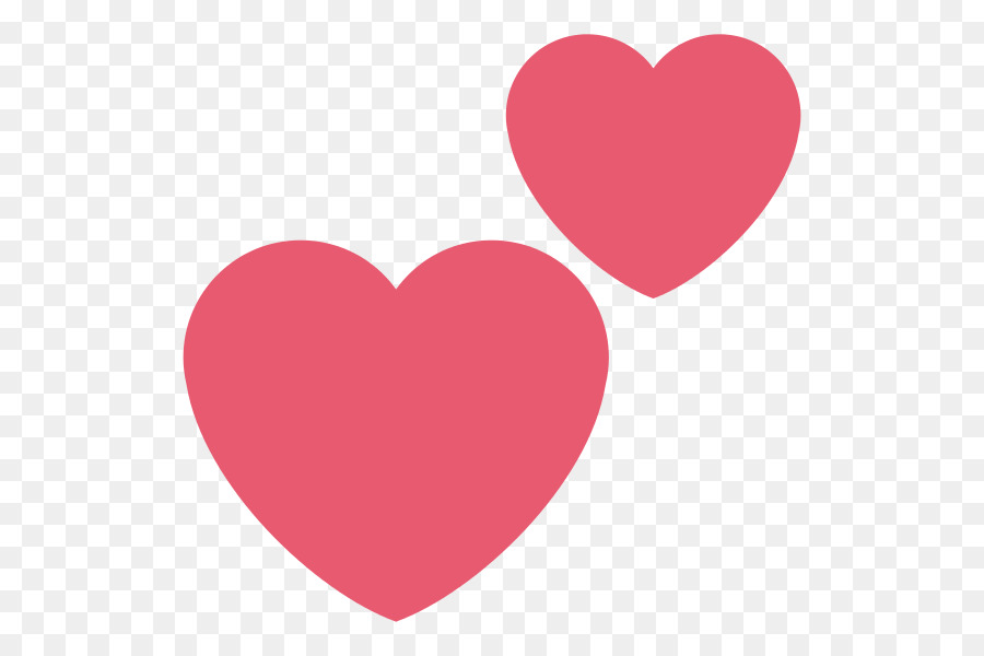Emoji Heart Symbol Sticker Love Emoji Png Download 600600