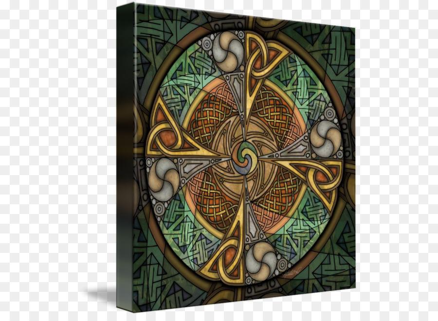 Tile Coasters Celtic knot Mandala Photography - mandala frame png ...