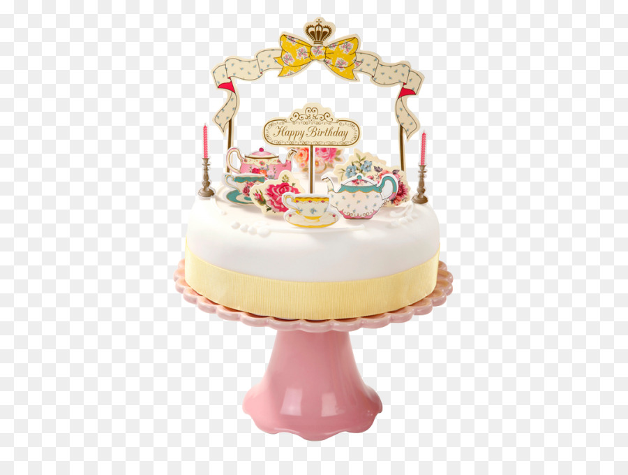 Birthday Cake Decorating Torte Wedding Cupcake