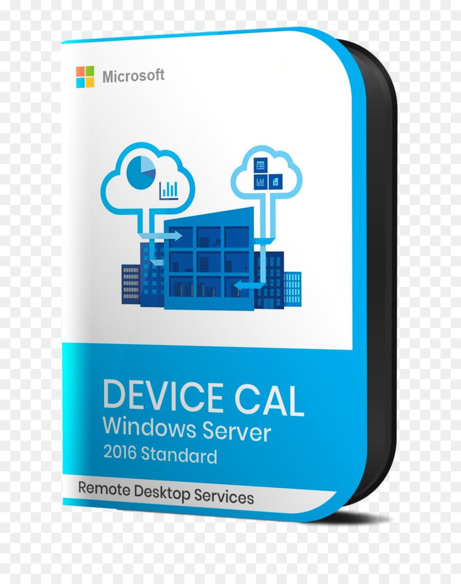 Microsoft Servers Windows Server 2016 Client access license - remote