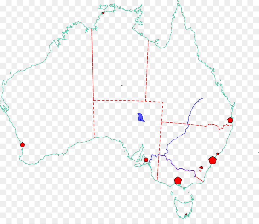 Blank map Australia Wikimedia Commons - map png download - 2130*1803 ...